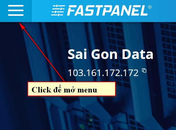 fastpanel address