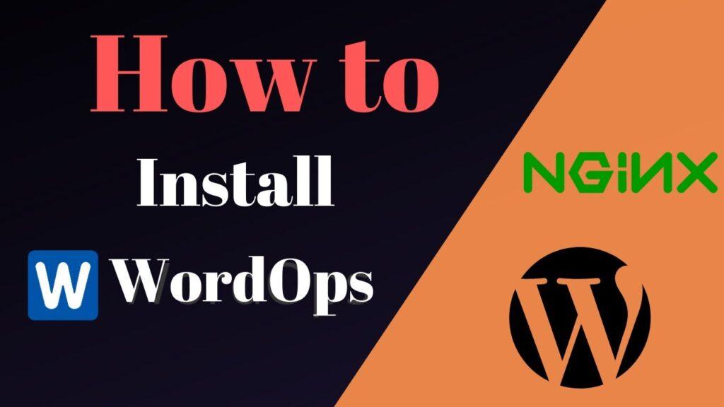 Cài đặt WordOps