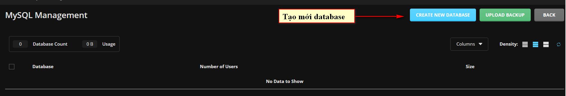 tao database 2