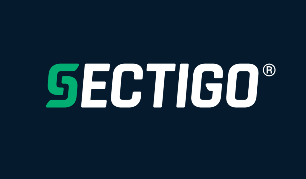 sectigo logo greenwhite cover